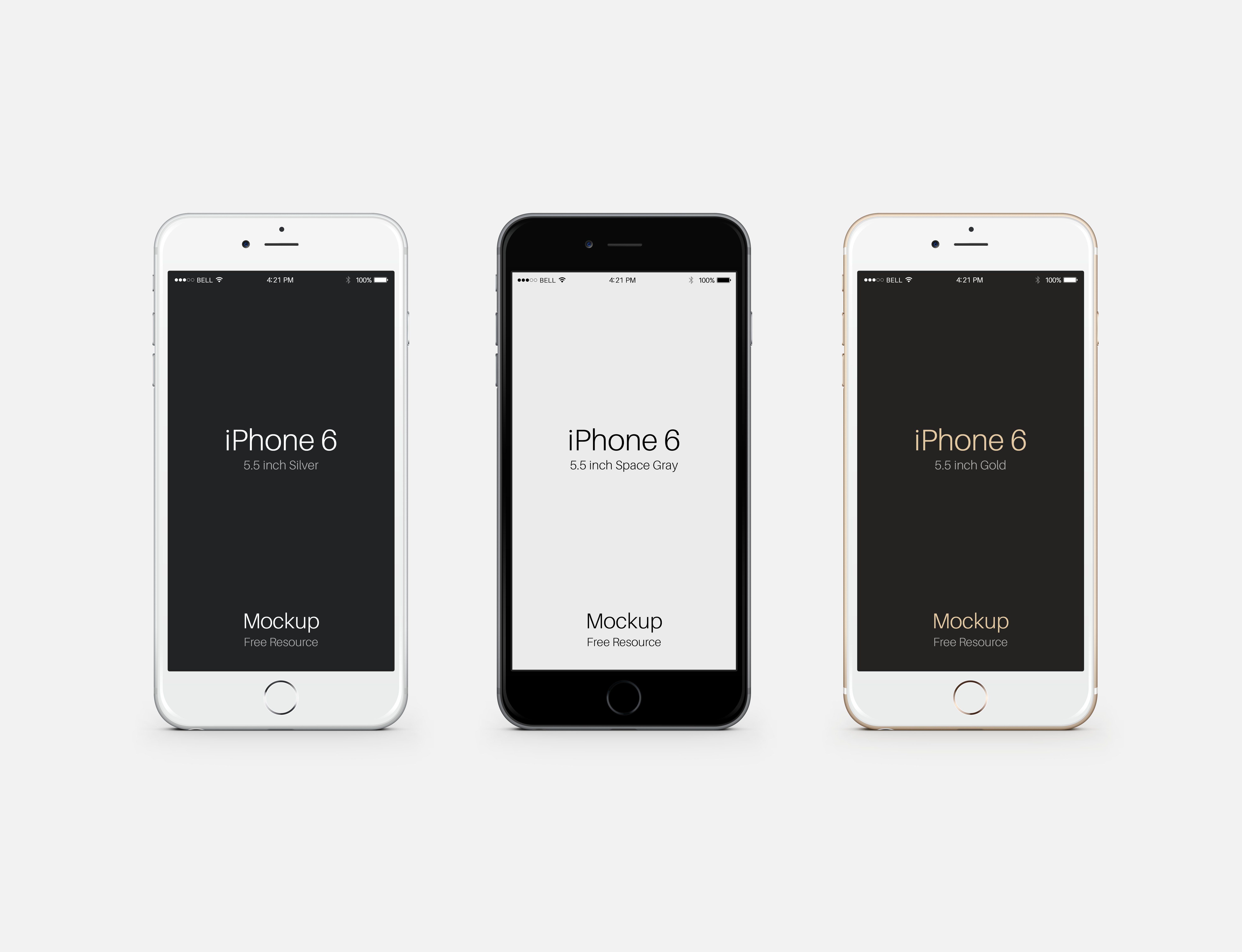 freebie apple iphone 6 plus psd mockup inspiration by