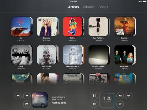 PREMIUM: Voxe – Tablet Music App