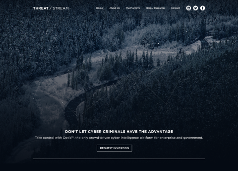 Threat / Stream – Alternative Home Page