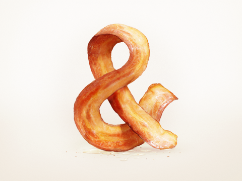 Bacon Ampersand