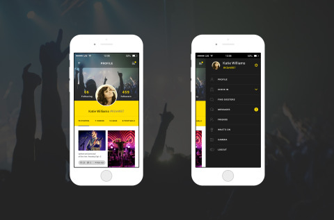 Gig Social App