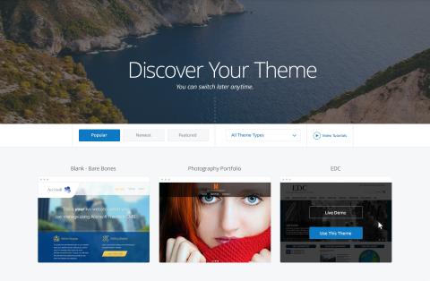 Accrisoft Themes