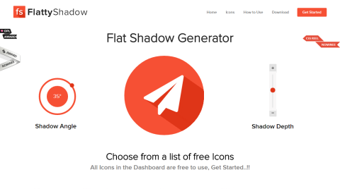 FlattyShadow