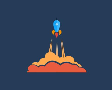 FREEBIE: Launching Soon Icon PSD